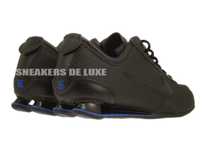 939fac6f4c3ad1 ... nz 44 5 nike shox rivalry spain 316317 045 nike shox rivalry black  hyper blue 730f3 90693 ...