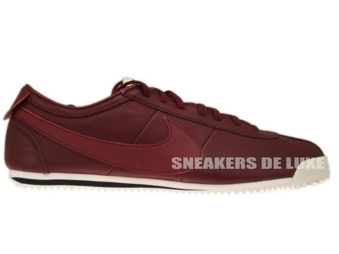 Nike Cortez Tan And Red
