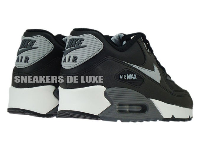 Air Max 90 Essential Grey And Black
