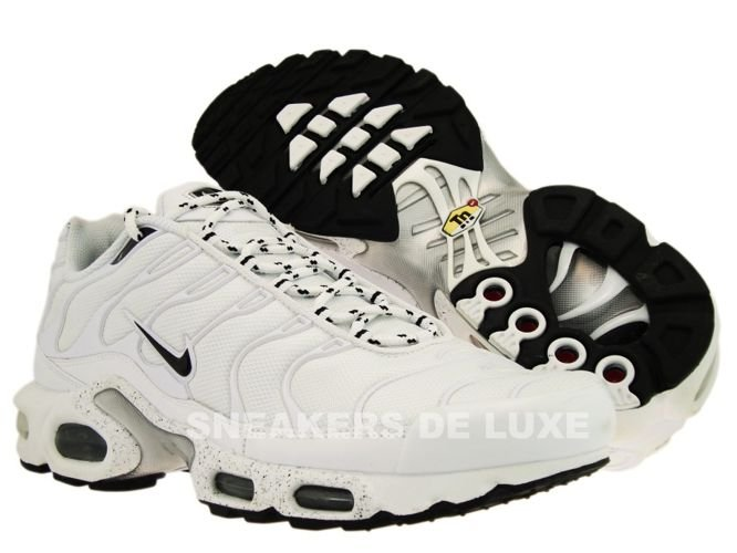 ... Nike Air Max TN Silver White Black ...