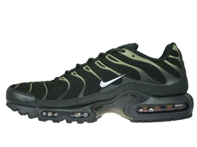 ... 852630-301 Nike Air Max Plus TN 1 Sequoia/White-Neutral Olive ...