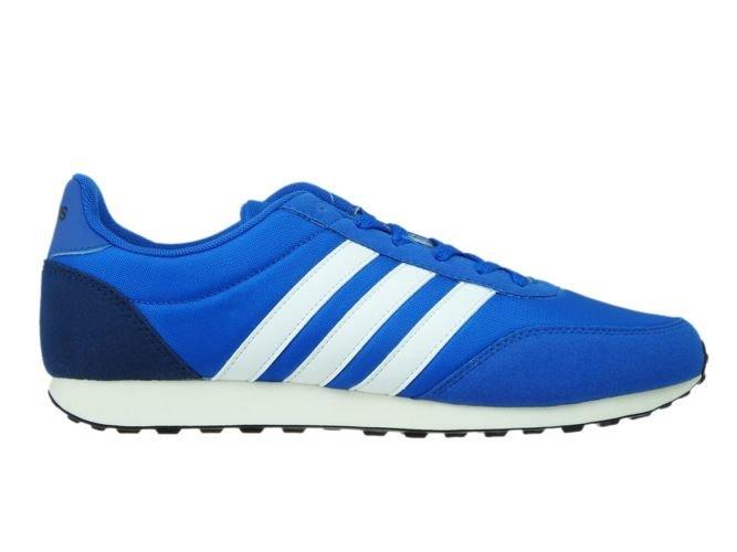 adidas neo blue white