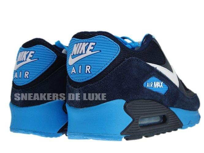 air max 90 black blue