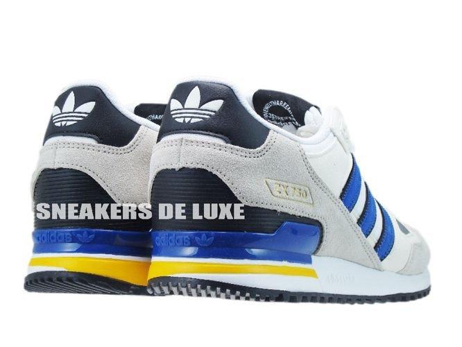 509b12d1f0383d ... clearance q23656 adidas zx 750 originals white bliss blue true blue  b0fac a6854