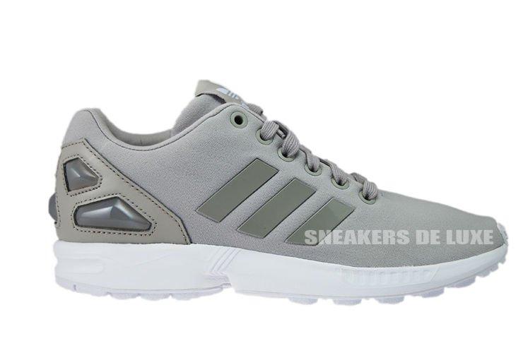 s79467 adidas zx flusso candy w chiaro granito chiaro / bianco / granito