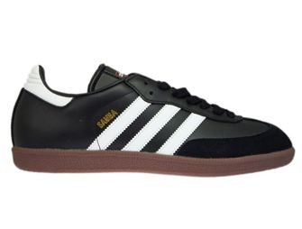 019000 adidas Samba Black/Footwear White