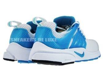 302743-103 Nike Air Presto White/Marina Blue-Cool Mint