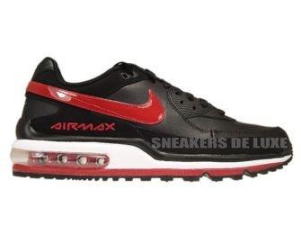316391-061 Nike Air Max LTD II Black/Gym Red-White-Stealth