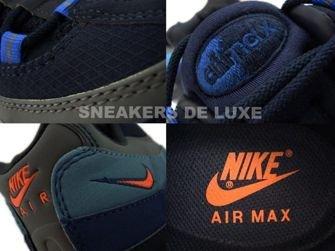 329393-400 Nike Air Max 95 SI Obsidian/Total Orange-Meteor Blue-Navy