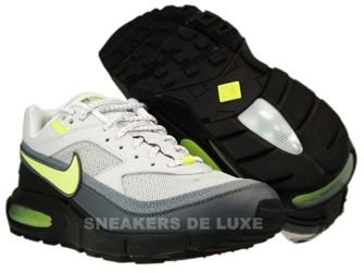 407976-001 Nike Air Max Modular 95 Neutral Grey/Volt-Stealth-Dark Grey