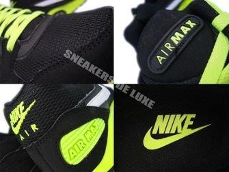 409762-018 Nike Air Max Classic SI Black/White-Volt