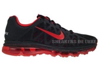 429889-060 Nike Air Max 2011+ Black/Sport Red