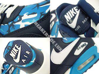 704956-400 Nike Air Max 90 Print
