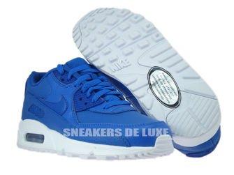724821-402 Nike Air Max 90 Game Royal/Game Royal-White