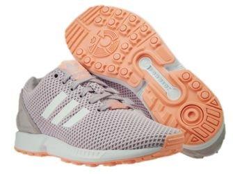 AQ3069 adidas ZX Flux mauve f15-st / ftwr white / glow coral s14