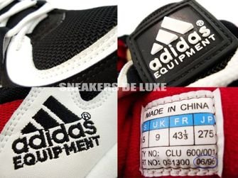 Adidas Equipment Support White/Green/Lead