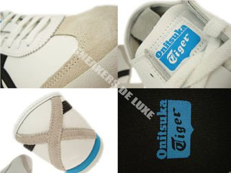 Asics Onitsuka Tiger Mexico 66 H27C2-0152 White/Black/Blue