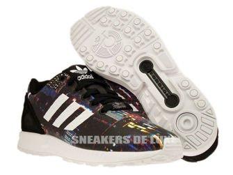 B25834 adidas ZX Flux Tokyo Tech Sneaker Boutique Pack