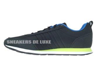 F99409 adidas neo V Run Vs core black / lead / blue