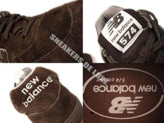 ML574FSB New Balance 574 Gum Pack
