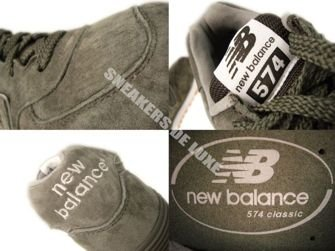 ML574FSC New Balance 574 Gum Pack