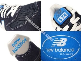 ML574NYW New Balance 574