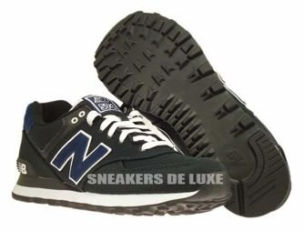 ML574POK New Balance Pique Polo Pack Black
