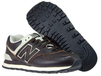 New Balance ML574LUA Brown Leather
