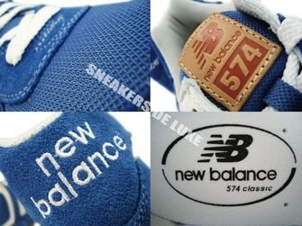 New Balance ML574UT Blue/White