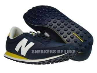 New Balance U410MNY 410 Navy/Yellow