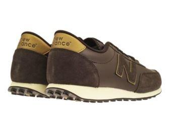 New Balance U410SBG Brown Leather