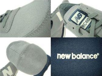 New Balance UC410GR Gray Canvas