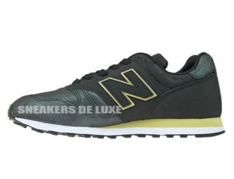 New Balance WL373NG Black / Gold
