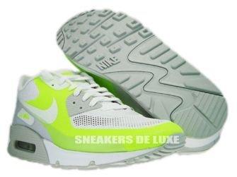 Nike Air Max 90 Premium Hyperfuse Neutral Grey/White-Volt