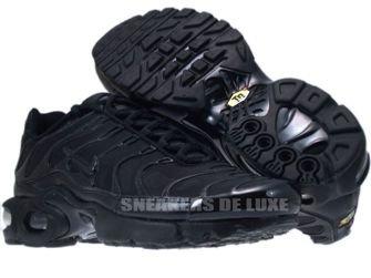 Nike Air Max Plus TN 1 Anthracite/Black-Black