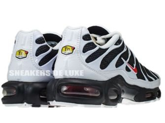 Nike Air Max Plus TN 1 Black/Sport Red-White