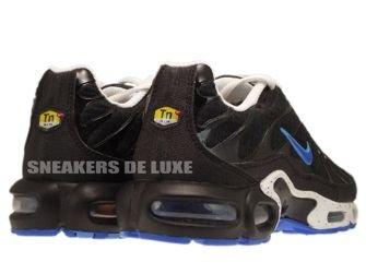 Nike Air Max Plus TN 1 Black/Treasure Blue-University Blue
