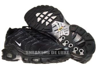 Nike Air Max Plus TN 1 Black/White-Black