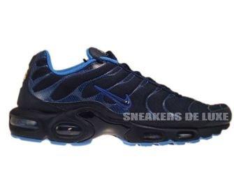 Nike Air Max Plus TN 1 Obsidian/Obsidian-Photo Blue