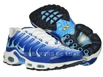 Nike Air Max Plus TN 1 Varsity Blue/White-Varsity Blue-Blue-Chill 605112-415