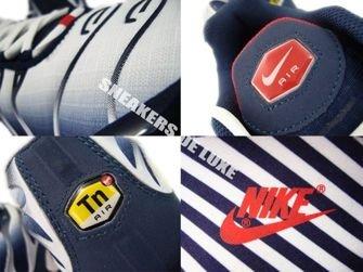 Nike Air Max Plus TN 1 White/University Red-Midnight Navy