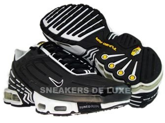 Nike Air Max Plus TN III 3 Black/Black-White 604201-002