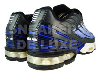 Nike Air Max Plus TN III 3 BlackVolt Anthracite 604201 070