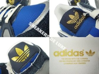 Q23655 Adidas ZX 750 Originals Legend Ink/True Blue/Running White