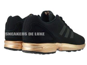 adidas zx flux copper