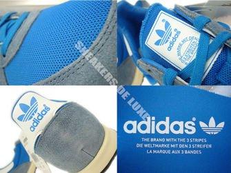 V22767 adidas adistar Racer Pool / Slate / White