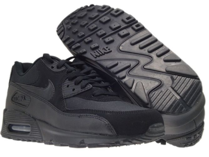 Available Now Nike Air Max 90 Essential in Basic Black