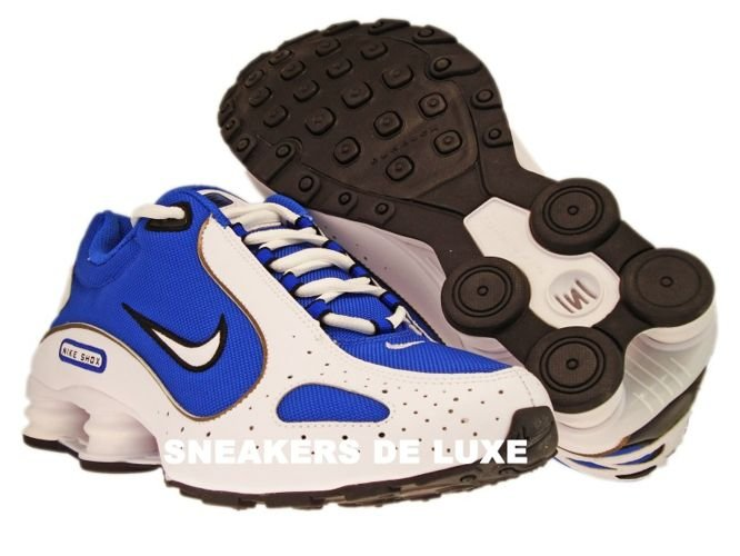 competitive price d446f 40753 309502-400 Nike Shox Monster SL Varsity Royal/White-Black ...