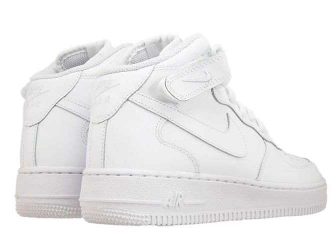 Nike Air Force 1 Mid '07 WhiteWhite