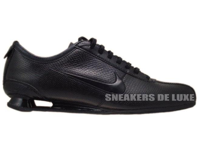 brand new 2e216 75d38 316317-020 Nike Shox Rivalry Black Cool Grey ...